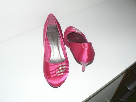 plesové boty, 38