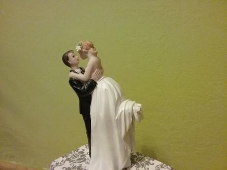 Postavičky na svadobnú tortu,