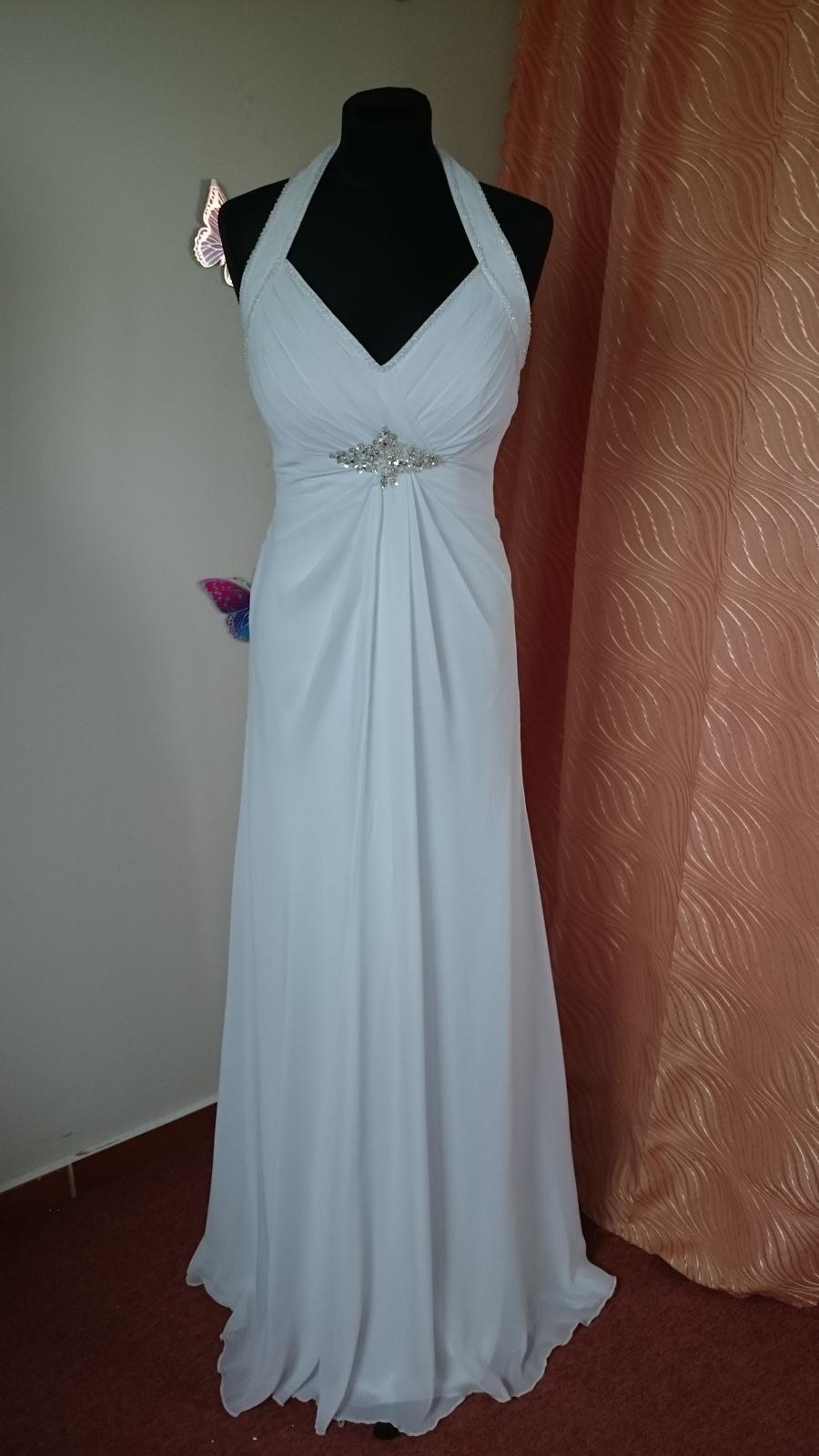 464616e4f2fe Šifónové svadobné šaty