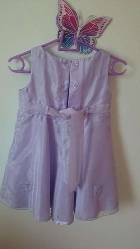 Jemné fialkové šatôčky, 80