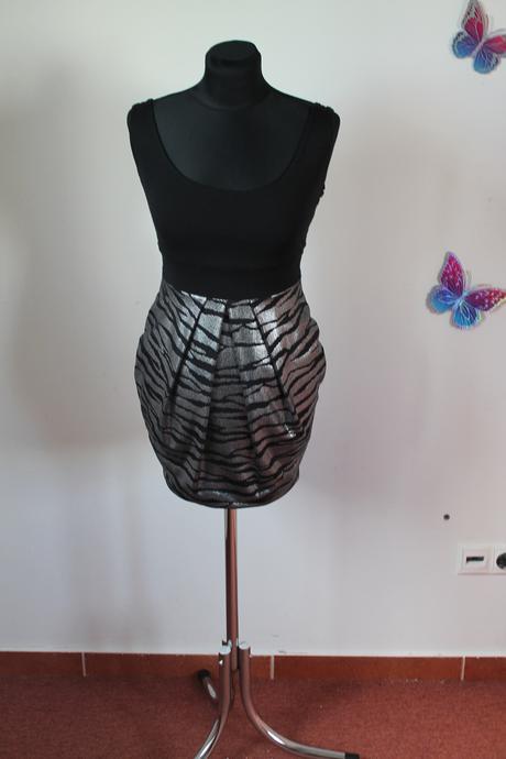 Krátke šaty Jane Norman, 36