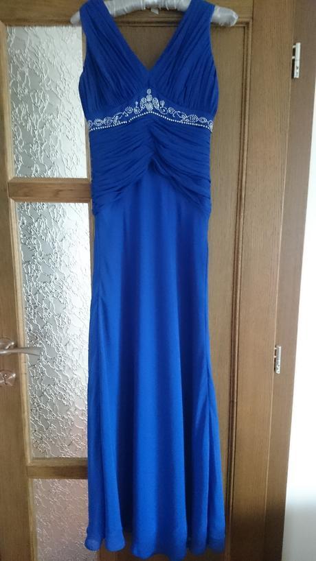 Šifónové dlhé šaty, 34
