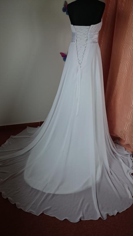Šifonové svadobné šaty, 34