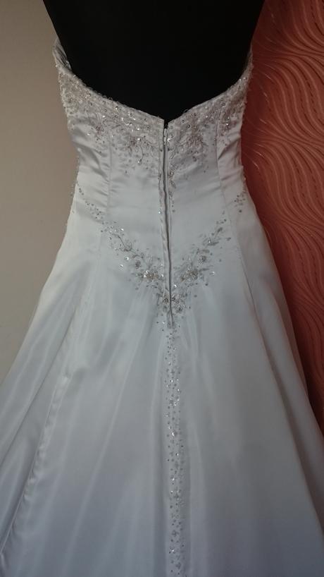 Svadobné šaty Alfred Angelo, 36