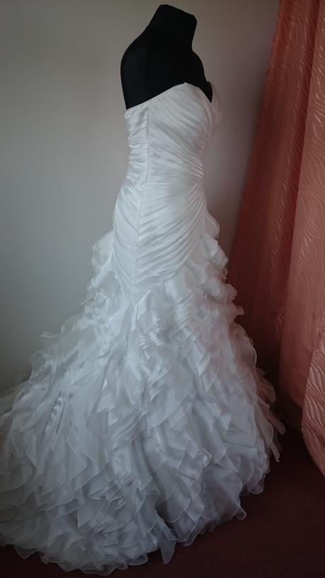 Svadobné šaty Maggie Sottero, 36