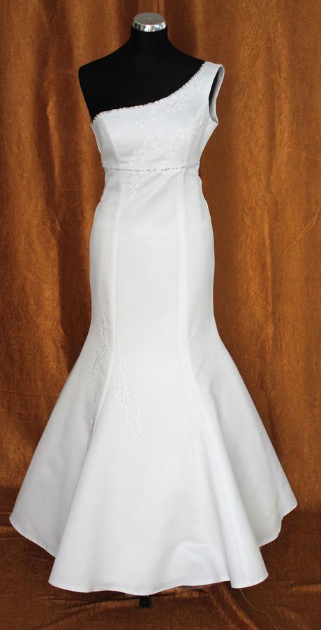 """Svadobné šaty """"morska panna"""", 36"""