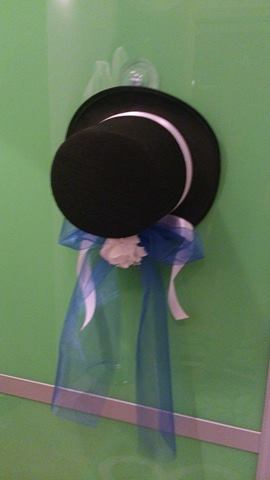 Cylindr královsky modrý ,