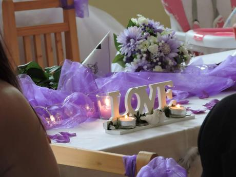Fialová svatba,