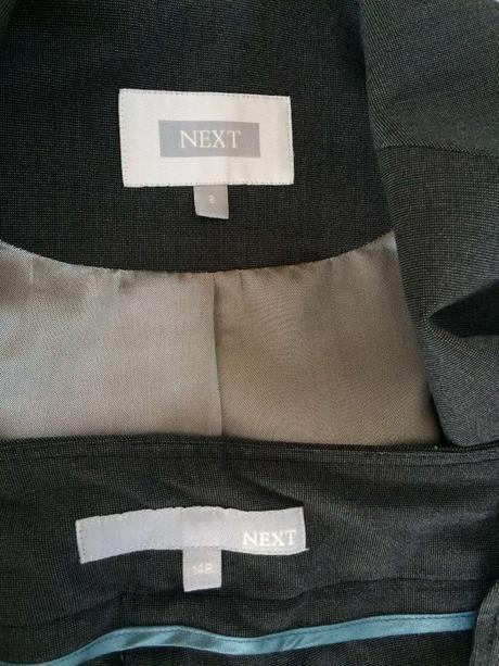 2-dílný kostým - Next,, 38