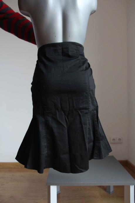 Černá společenská sukně - Orsay, 36