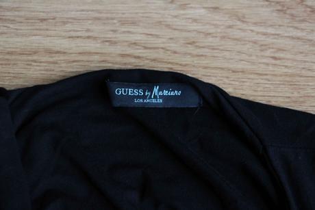 černé šaty, Guess, S