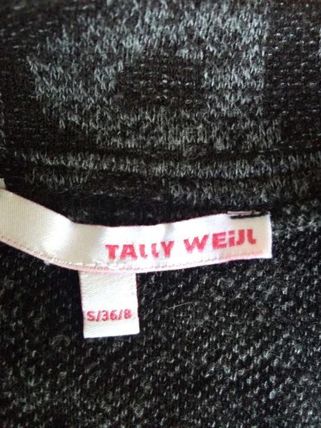 Dámský top z pružného materiálu - Tally Weijl, S