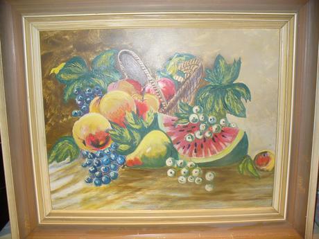 Maľovaný obraz.,