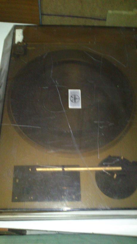 gramofón,