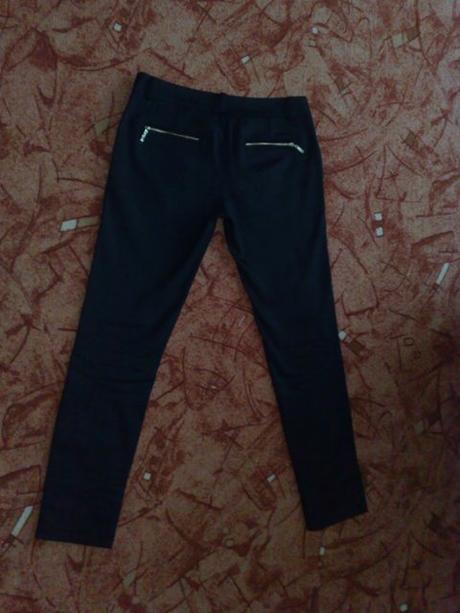 Čierne nohavice, M