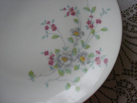 plytky tanier Bohemia,