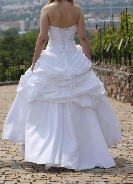 Svatební šaty zn. Princess (vel 34-36), 34