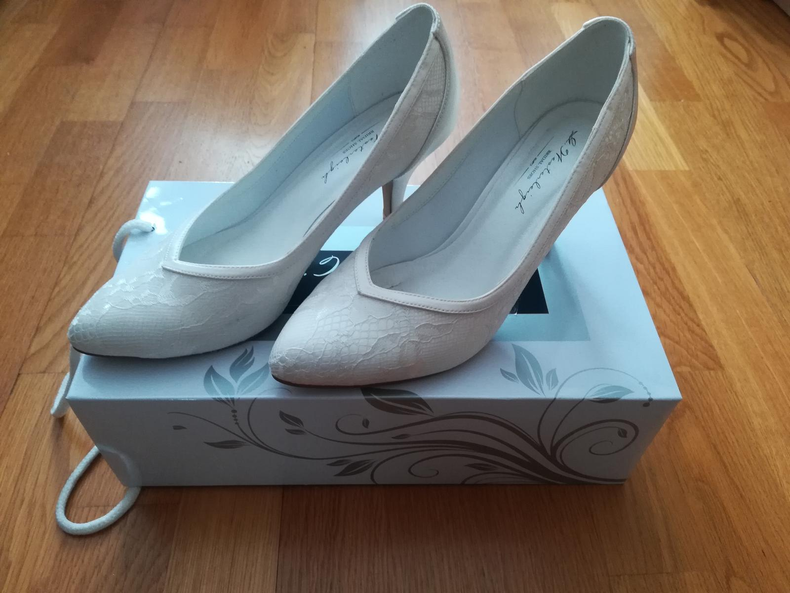 a9f2482733 Svadobné topánky g.westerleigh- model grace