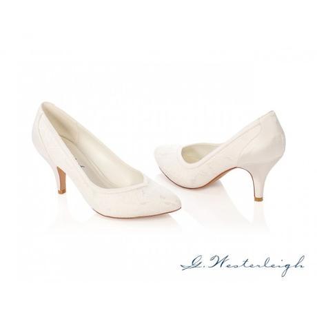 6ed04b7e0907 Svadobné topánky g.westerleigh- model grace