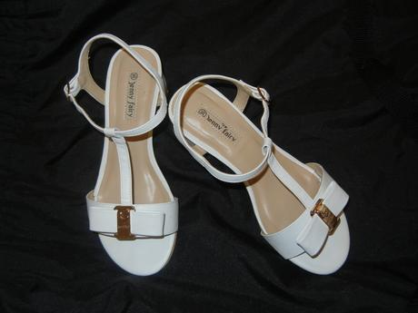 Svatební boty vel. 35, 35