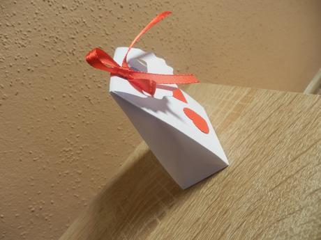 Svatební box, krabička na cukrovinky, drobné dárk,