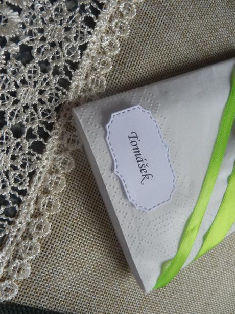 Svatební tabule,výzdoba-kapsa na příbory,jmenovka,