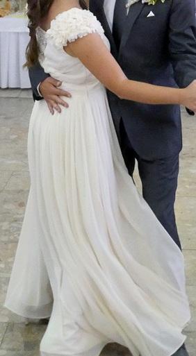 Letné svadobné šaty 12ecfa61879