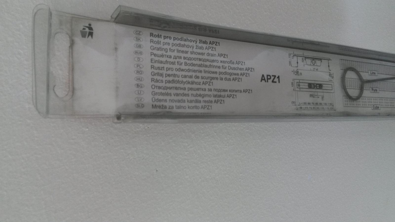 kryt na sprch.zlab, - 8 € | bazár pre bývanie | modrastrecha.sk