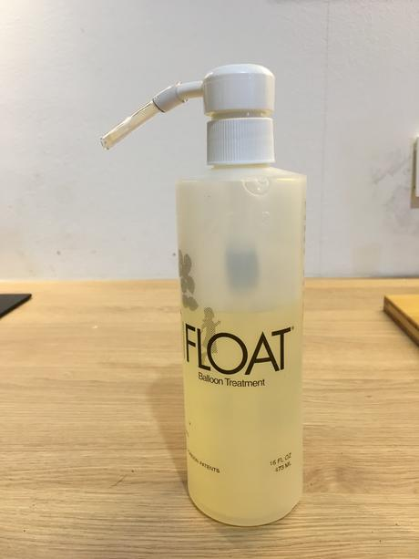 Hi Float gel,