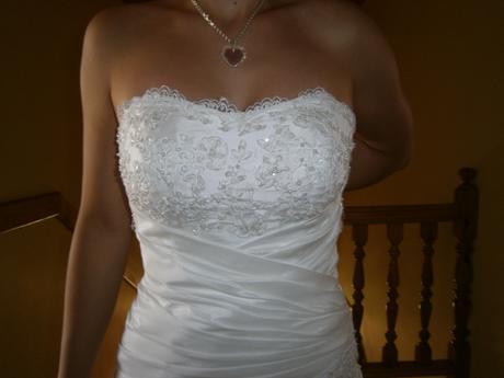 879b58a77 Svadobné šaty - znížená cena , 38 - 120 € | Svadobný bazár | Mojasvadba.sk