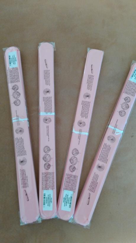Pom pomy (ružové, 50 cm),
