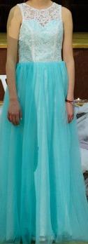 Spoločenské šaty, XS