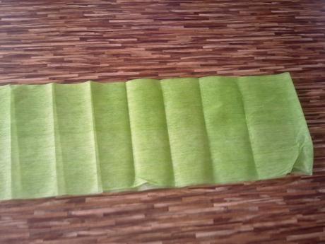 Vlizelín plissé,