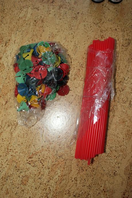 balonky s držáky,