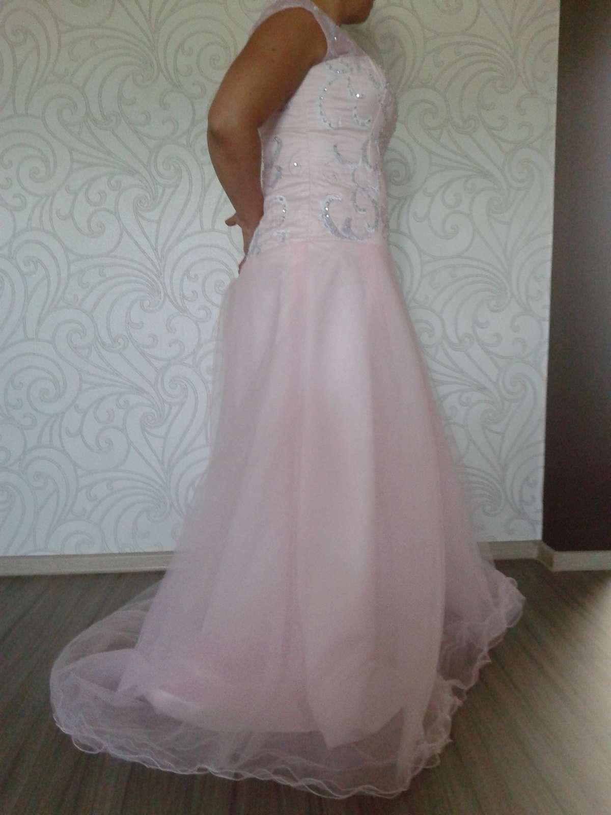 Plesové popolnočné šaty - nenosené 2ed7af3bb8c