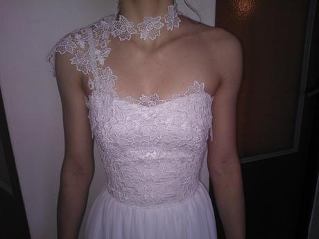 svadobné, spoločenské šaty, 32