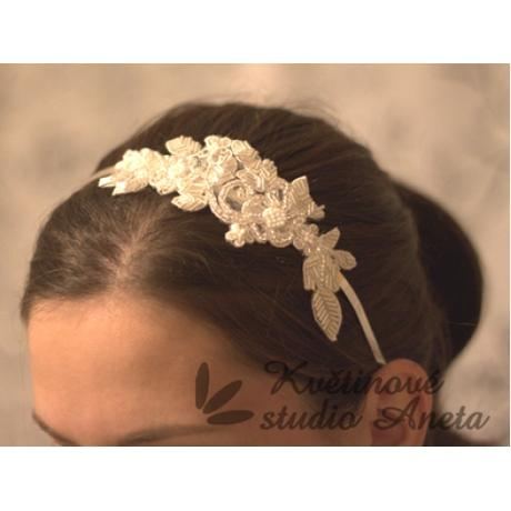 Brilliant Lace - čelenka,