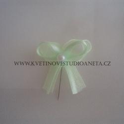 Svatební vývazky sv. zelené,