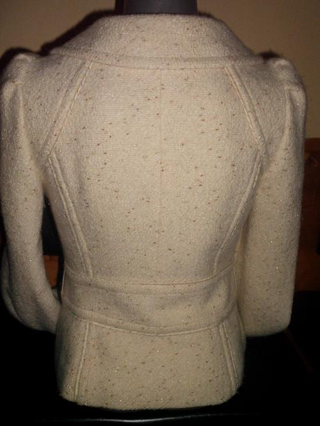 Luxusný kabátik S/M, M