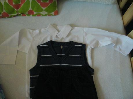 Souprava oblečení na sváteční příležitost, 92