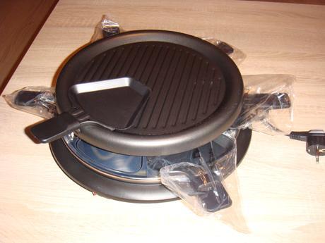 Raclette gril,