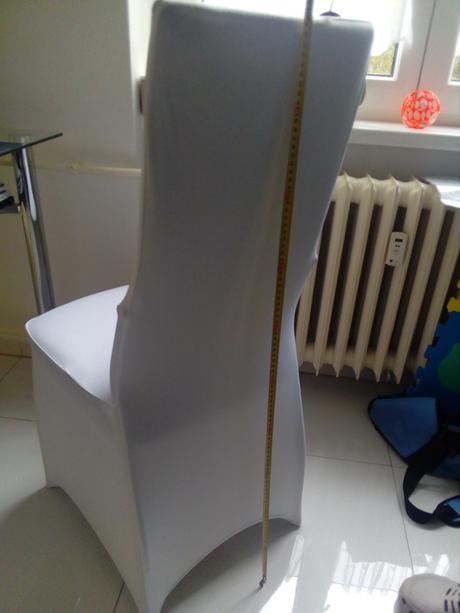 SPANDEXOVÉ návleky na stoličky,