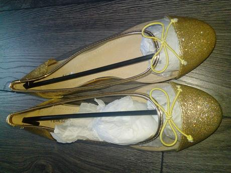 zlaté balerínky , 41
