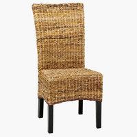 ratanová židle ,