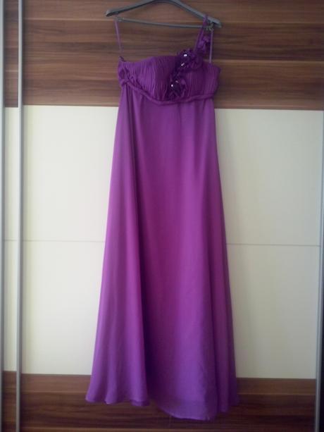 spoločenské šaty veľ. 38-40, 38