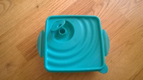 Tupperware horuca vlnka hranata,