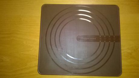 Tupperware silikónová podložka,