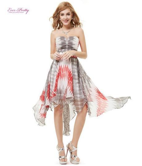 Spoločenské šaty krátke, 42