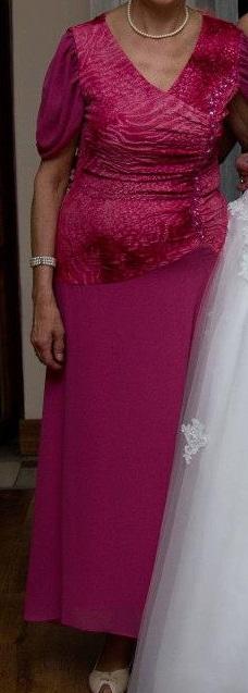 Šaty pre svadobnú mamu , 44