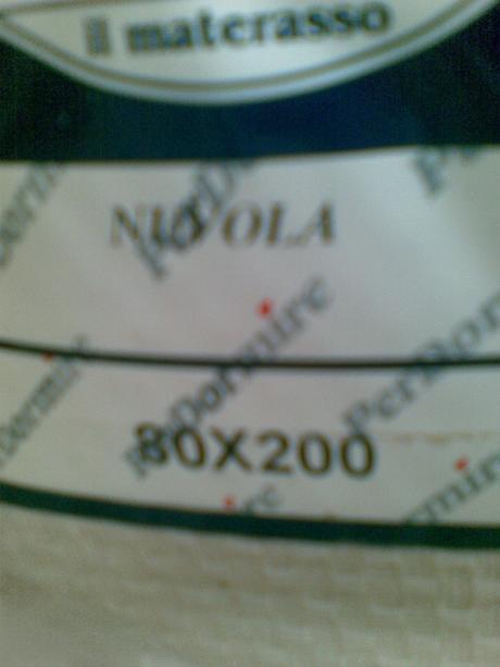 Matrac 80x200 nepoužívaný,